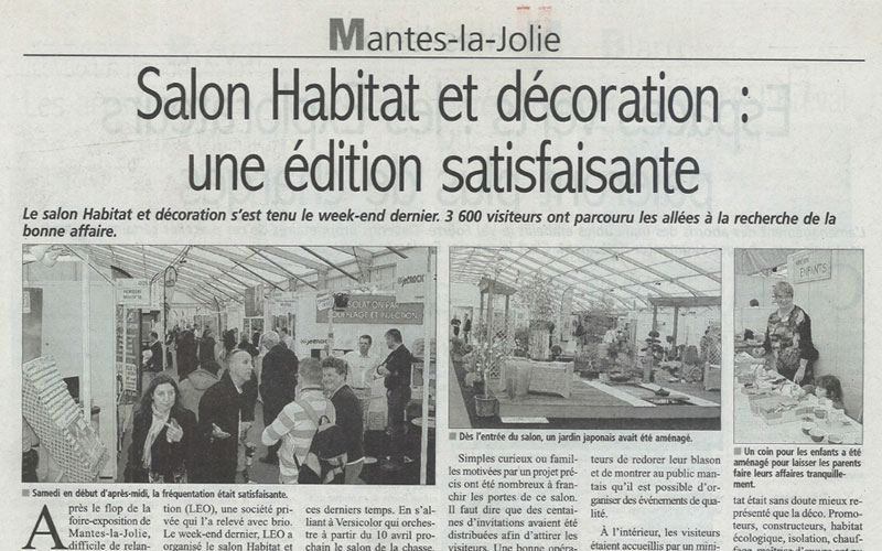 salon habitat  u0026 d u00e9co de mantes la jolie