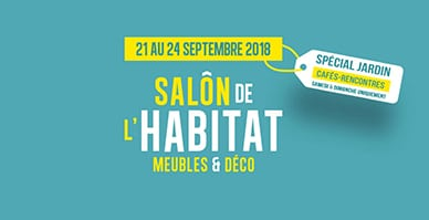 Salon de l'habitat d'Orléans